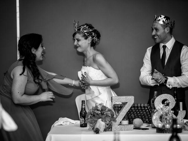 La boda de Rubén y Zaida en Lugo, Lugo 72