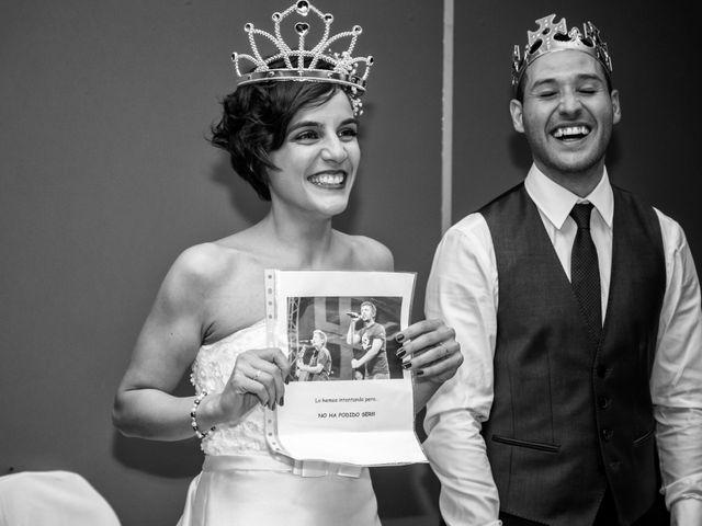 La boda de Rubén y Zaida en Lugo, Lugo 73