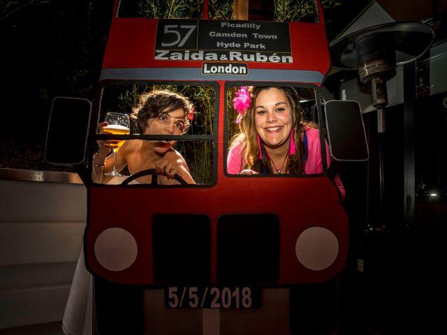 La boda de Rubén y Zaida en Lugo, Lugo 99