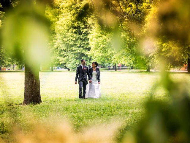 La boda de Rubén y Zaida en Lugo, Lugo 114