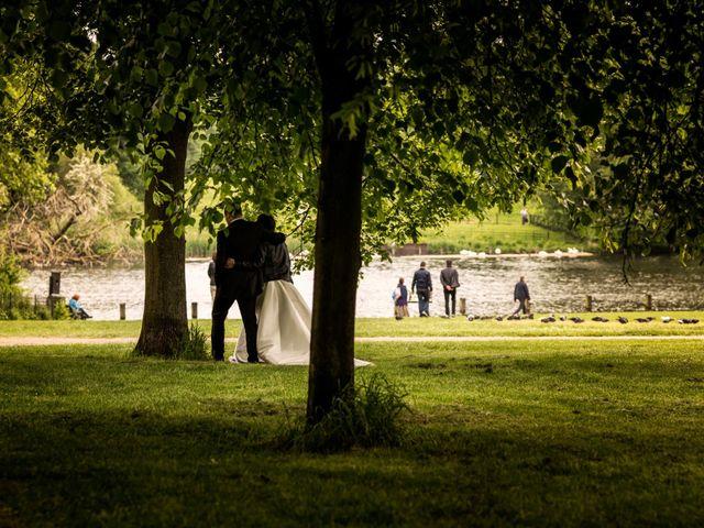 La boda de Rubén y Zaida en Lugo, Lugo 119