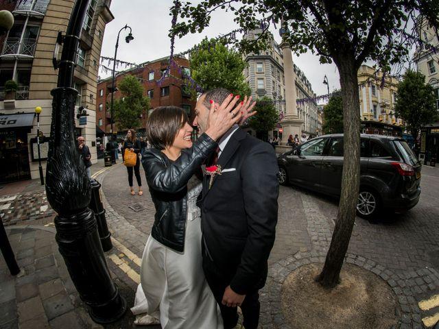 La boda de Rubén y Zaida en Lugo, Lugo 130