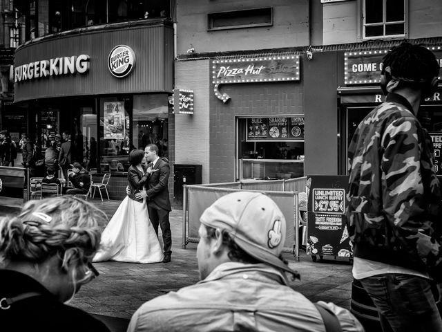 La boda de Rubén y Zaida en Lugo, Lugo 141