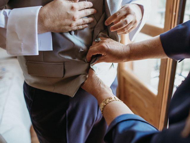 La boda de Raúl y Cristina en San Leonardo De Yague, Soria 15