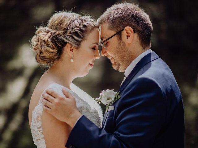 La boda de Raúl y Cristina en San Leonardo De Yague, Soria 36