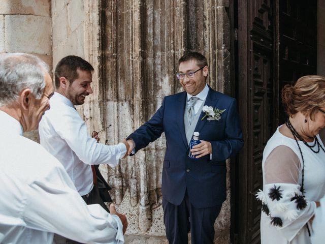 La boda de Raúl y Cristina en San Leonardo De Yague, Soria 46