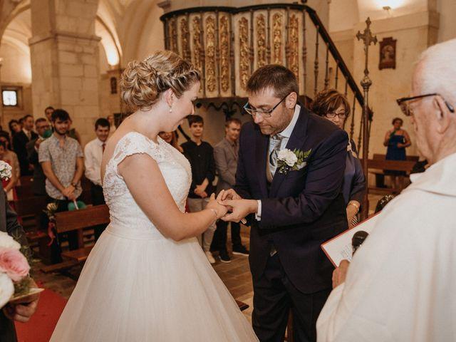 La boda de Raúl y Cristina en San Leonardo De Yague, Soria 49