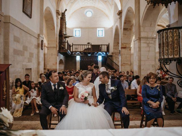 La boda de Raúl y Cristina en San Leonardo De Yague, Soria 50