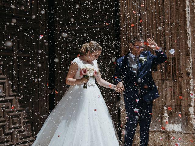 La boda de Raúl y Cristina en San Leonardo De Yague, Soria 51