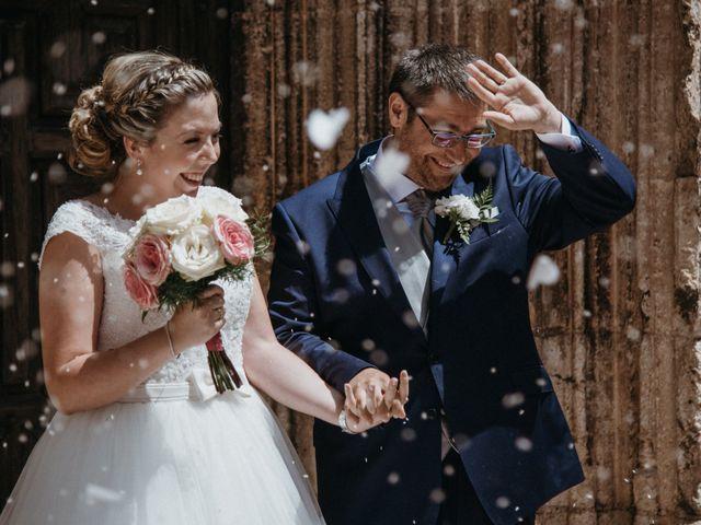 La boda de Raúl y Cristina en San Leonardo De Yague, Soria 52