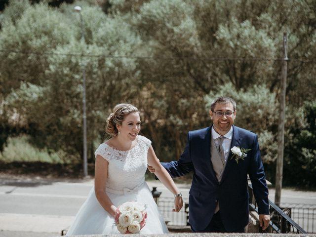 La boda de Raúl y Cristina en San Leonardo De Yague, Soria 55