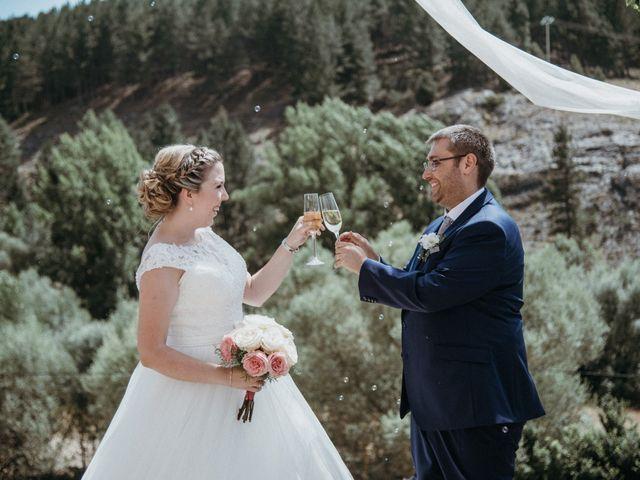 La boda de Raúl y Cristina en San Leonardo De Yague, Soria 57