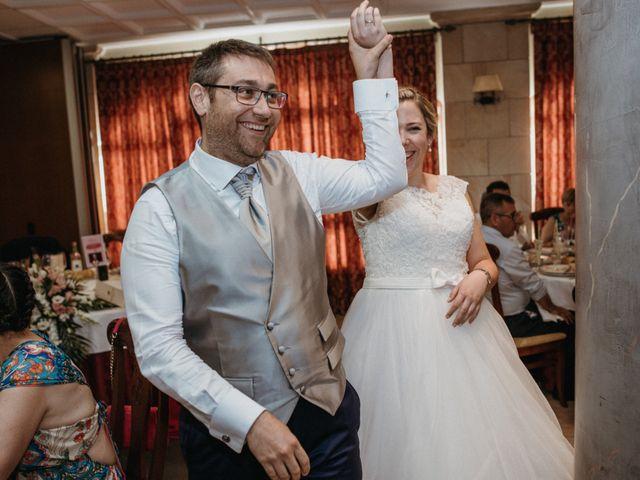 La boda de Raúl y Cristina en San Leonardo De Yague, Soria 59