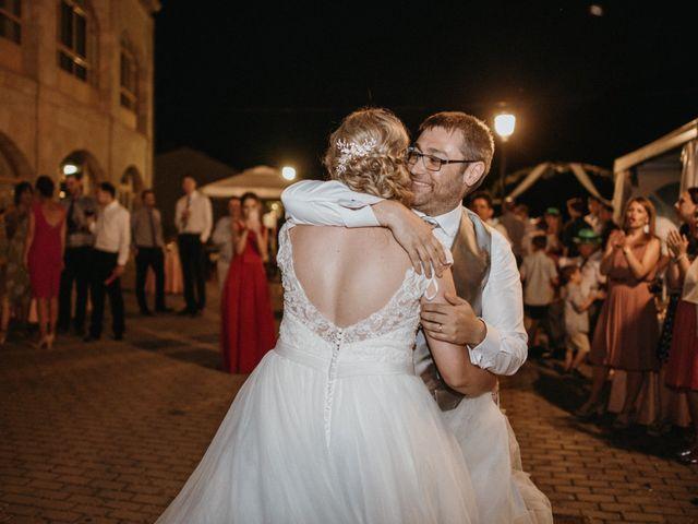 La boda de Raúl y Cristina en San Leonardo De Yague, Soria 61