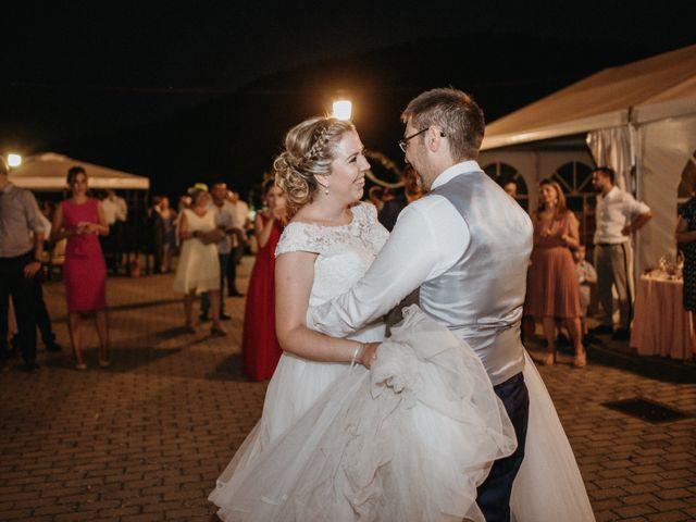La boda de Raúl y Cristina en San Leonardo De Yague, Soria 63