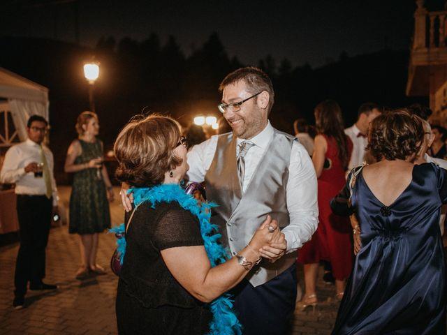 La boda de Raúl y Cristina en San Leonardo De Yague, Soria 64