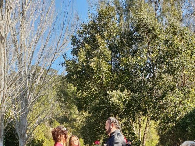 La boda de Isaac y Noelia en Carretera Vandellos, Tarragona 1