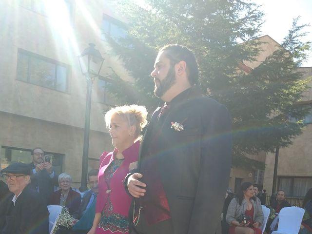 La boda de Isaac y Noelia en Carretera Vandellos, Tarragona 3