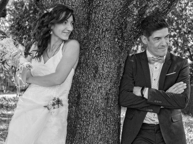 La boda de Gerard y Inma en Estanyol, Girona 4