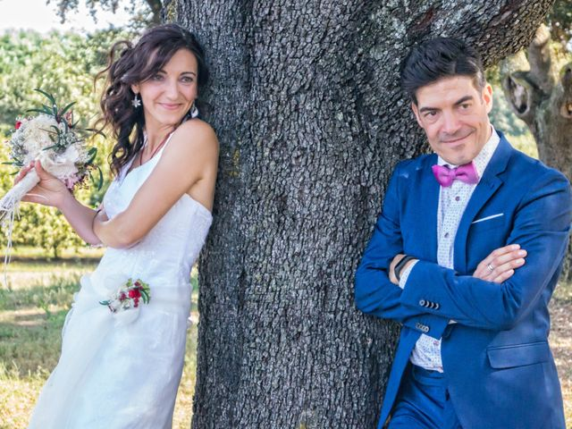 La boda de Gerard y Inma en Estanyol, Girona 5