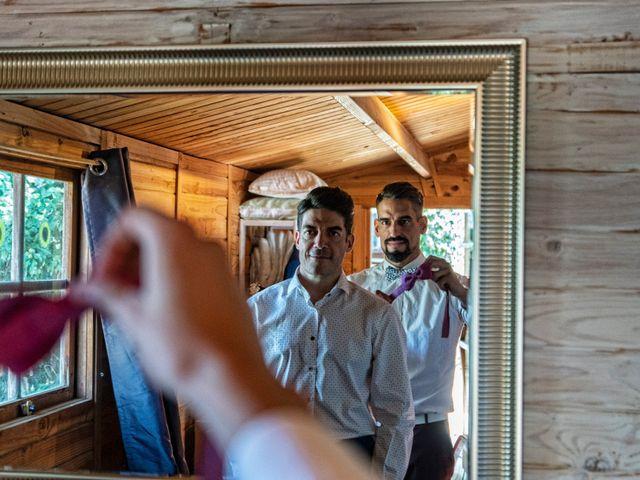 La boda de Gerard y Inma en Estanyol, Girona 10
