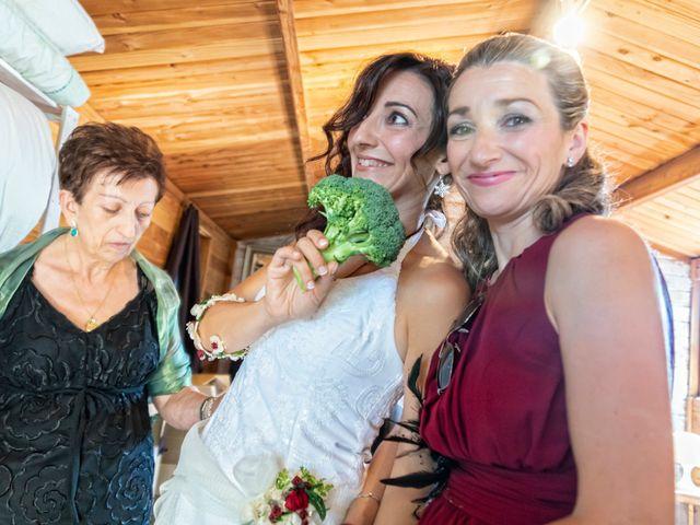La boda de Gerard y Inma en Estanyol, Girona 17