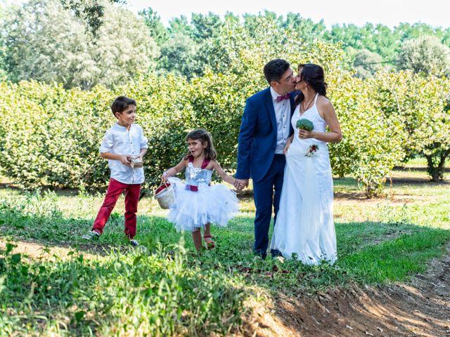 La boda de Gerard y Inma en Estanyol, Girona 18
