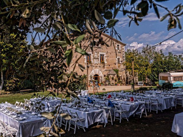 La boda de Gerard y Inma en Estanyol, Girona 1