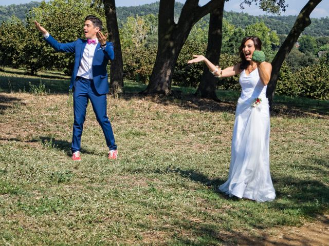 La boda de Gerard y Inma en Estanyol, Girona 39