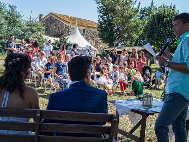 La boda de Gerard y Inma en Estanyol, Girona 40