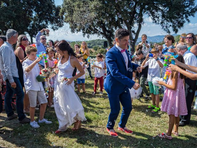 La boda de Gerard y Inma en Estanyol, Girona 42