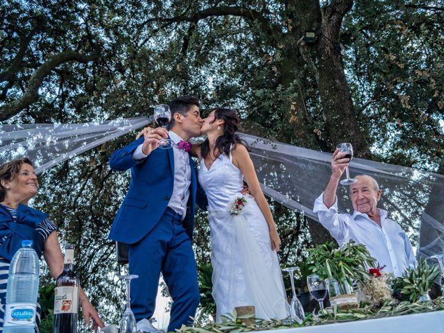 La boda de Gerard y Inma en Estanyol, Girona 44