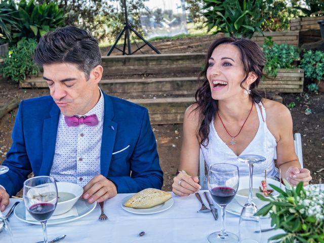 La boda de Gerard y Inma en Estanyol, Girona 45