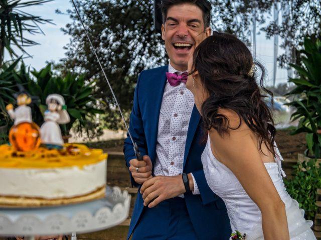 La boda de Gerard y Inma en Estanyol, Girona 46