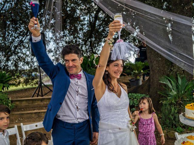 La boda de Inma y Gerard