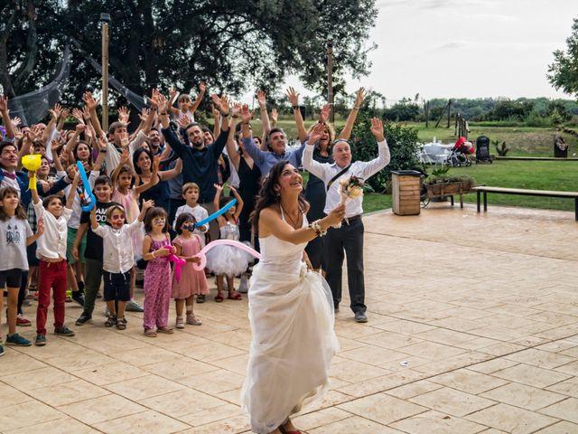La boda de Gerard y Inma en Estanyol, Girona 50