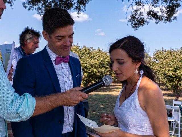 La boda de Gerard y Inma en Estanyol, Girona 54