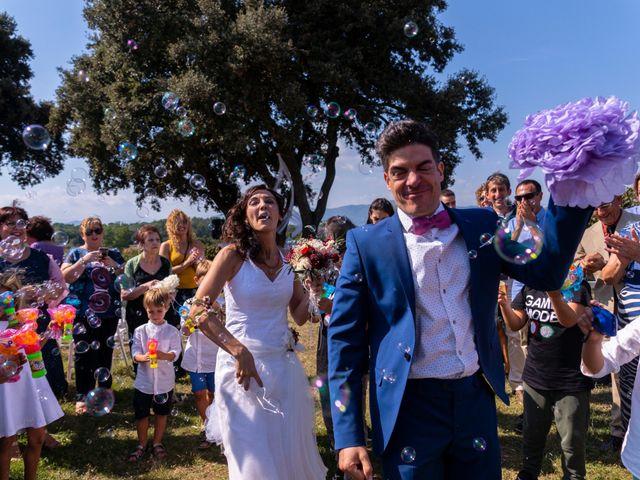 La boda de Gerard y Inma en Estanyol, Girona 56