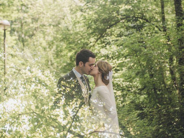 La boda de Patricia y Gonzalo