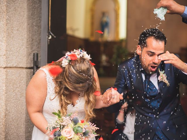 La boda de Roberto y Alba en El Vellon, Madrid 11