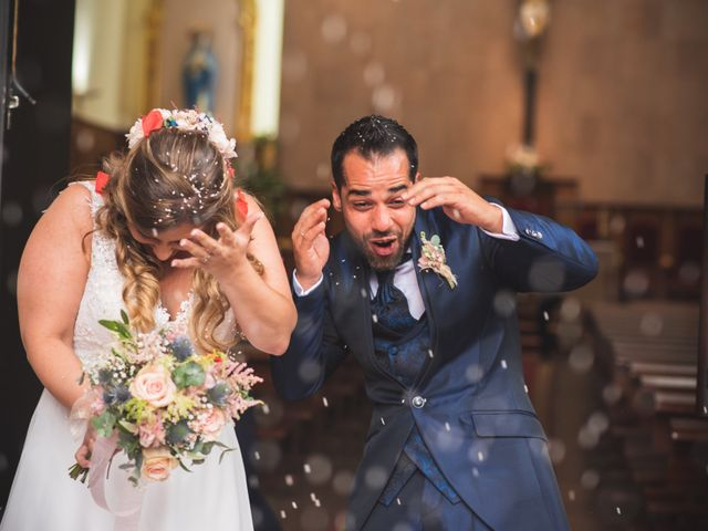 La boda de Roberto y Alba en El Vellon, Madrid 12