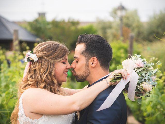 La boda de Alba y Roberto