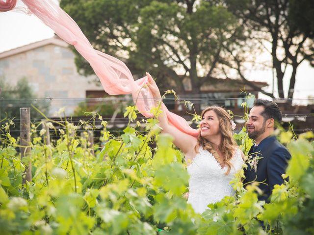 La boda de Roberto y Alba en El Vellon, Madrid 14