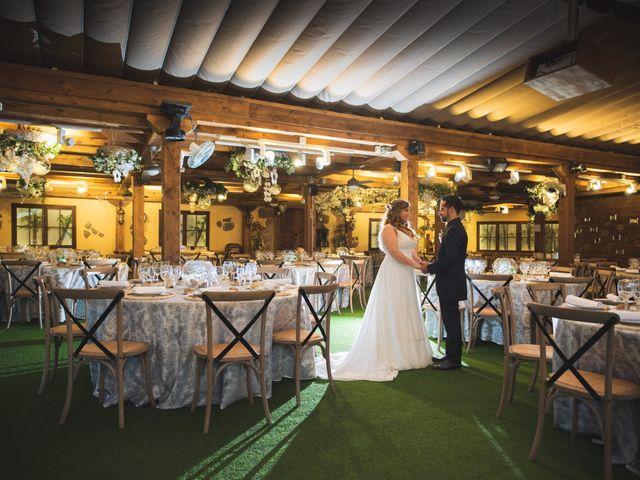 La boda de Roberto y Alba en El Vellon, Madrid 15