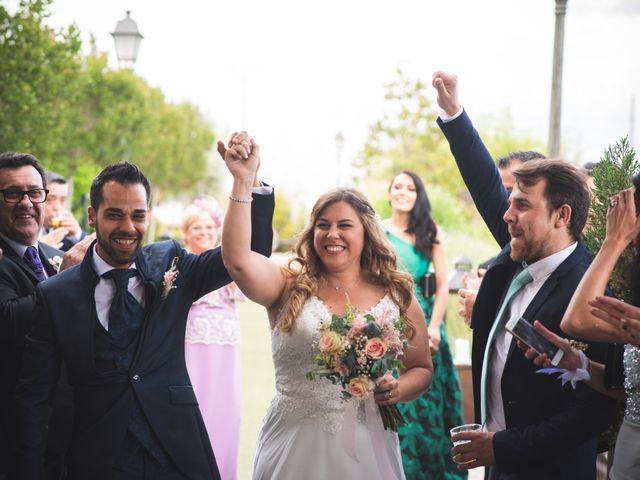La boda de Roberto y Alba en El Vellon, Madrid 17