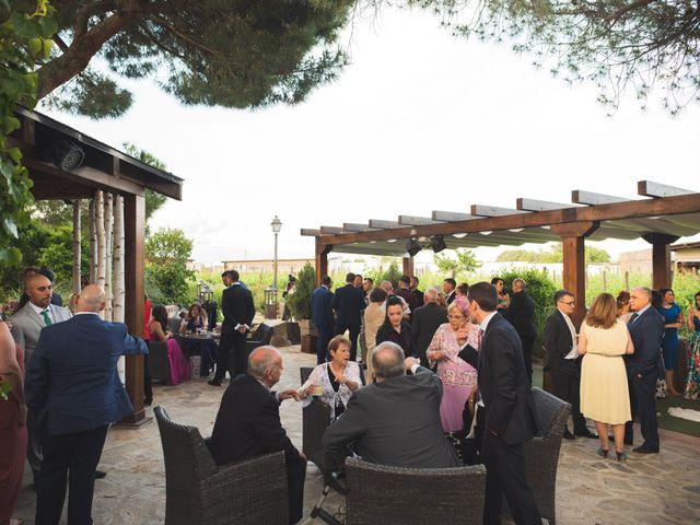 La boda de Roberto y Alba en El Vellon, Madrid 19