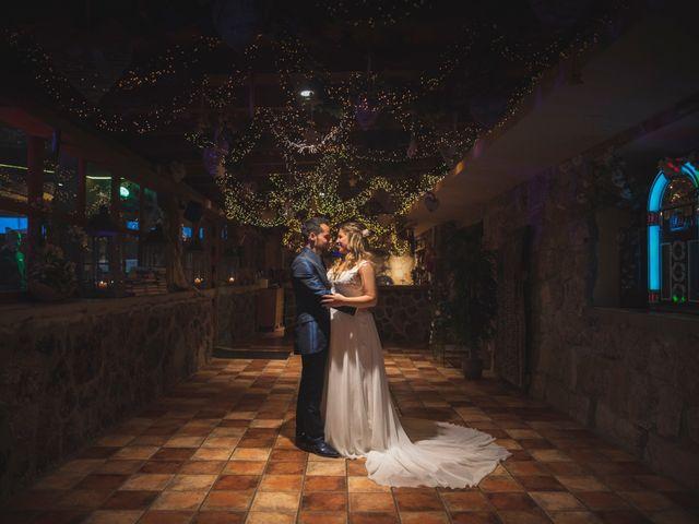 La boda de Roberto y Alba en El Vellon, Madrid 20