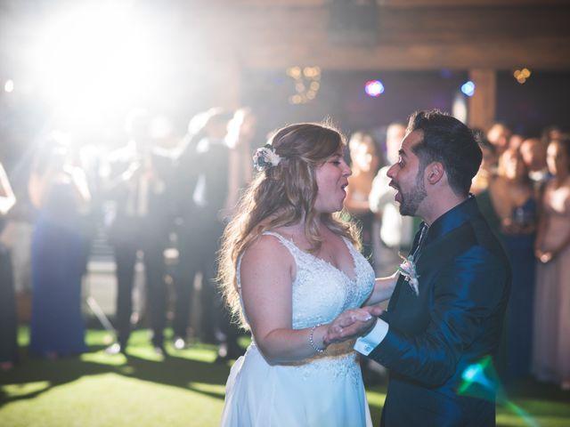 La boda de Roberto y Alba en El Vellon, Madrid 22