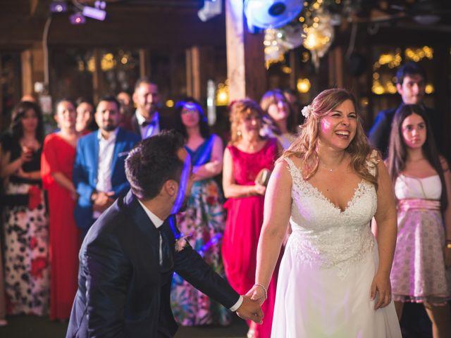 La boda de Roberto y Alba en El Vellon, Madrid 23