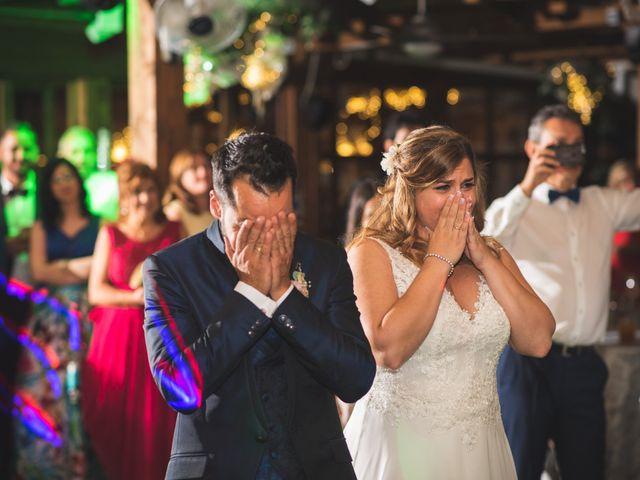 La boda de Roberto y Alba en El Vellon, Madrid 24